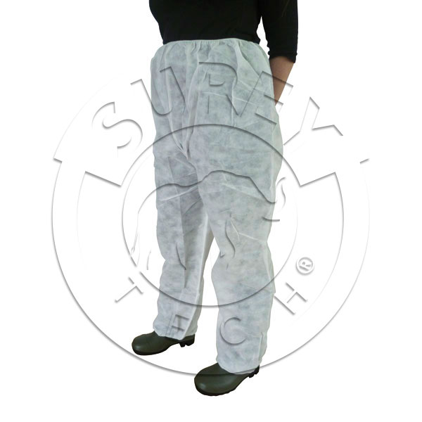 Polypropylene trousers