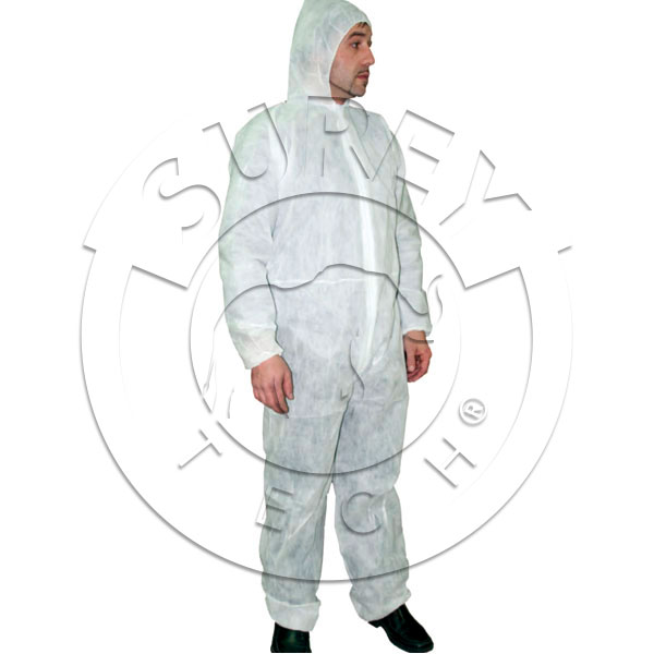 Disposable workwear coveralls