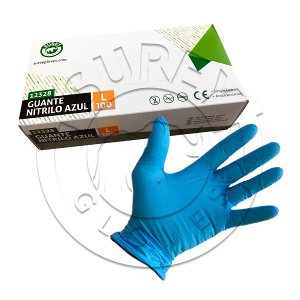 Disposable single-use gloves | Surey Tech